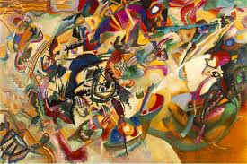 Kandinsky's Composition 7